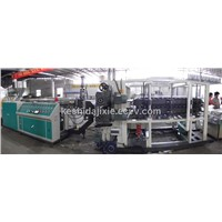 PP sheet environmental extrusion line