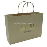 Paper Bag(Km-Pab0057), Shopping Bag, Gift Packing Bag, Promotion Bag