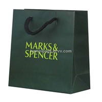 Paper Shopping Bags(KM-PAB0059), Paper Bags, Gift Bags, Promotion Packing Bags, Eco-Friendly Bags