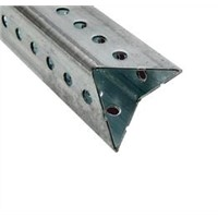Perforated Steel Square Tube