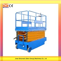 Propelled Scissor Table Lift