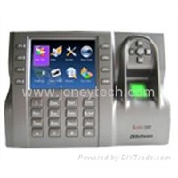 RFID Fingerprint Access Control With Time Attendance