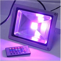 RGB Color Changing LED Flood Light ,20W,Waterproof IP65 Outdoor Using/LED Light