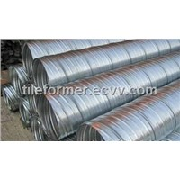 Round Post Tensioning Duct