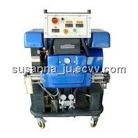 SPUF equipment/Double component system of hydraulic spraying equipment