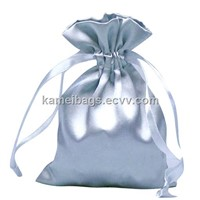 Satin Bag/Pouch (Km-Sab0051),Silk Bag, Gift Packing Bag, Jewelry Bag, Drawstring Bag, Promotion Bag