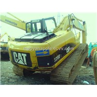 Second Hand CAT320D Excavator, Original