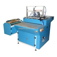 Semi automatic book case making machine MF-SCM500A Binding machine
