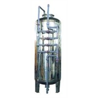 Silica Sand Filter
