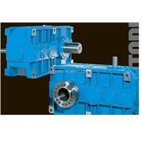 Single-Stage Cylinder Gear Reducer for Ball Mill