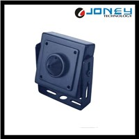 Small Size CCTV Pinhole Square Camera with Bracket