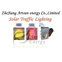 Solar Traffic lighting dia 400mm