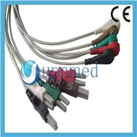 Spacelabs 5-Lead Leadwires