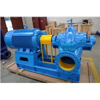 TPOW Volute Split Casing Double Suction Pump