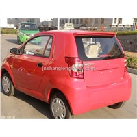 T-KNG Smart EEC L6E Electric 4 Wheel Car