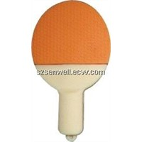 Table Tennis Bats Silicone USB Flash Memory-S022
