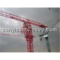 Topless tower crane GHP6040 max load 12t