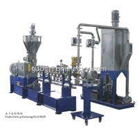 Twin-Screw Extruder Machine (Underwater Pelletizing)