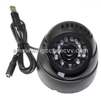 USB Digital Video Dome Camcorder, Motion Detection, Night Vision