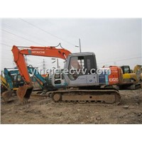 Used Crawler Excavator Hitachi EX120-2