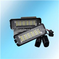 VW Golf 4 LED License Plate lamp