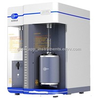 V-Sorb 2800TP surface area and pore size distribution analyzer by static volumetric