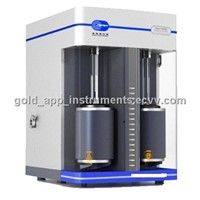 V-Sorb 4800S surface area and pore size analyzer by static volumetric nitrogen adsorpiont