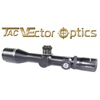 Vector Optics Siegfried 3-12x50 FFP Tactical 34mm Riflescope / 1 Click 1cm Adjust Fit Night Vision