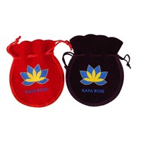 Velvet Bag (KM-VEB0004), Gift Bag, Jewelry Bag, Gift Packing Bag, Calabash Bag, Promotion Bags