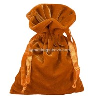 Velvet Bag (KM-VEB0082), Drawstring Bag, Velour Bags, Jewelry Bag, Gift Bags, Promotion Packing Bags