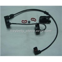 W220 shock absorber front cable