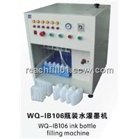 WQ-IB106 Ink Bottle Filling Machine