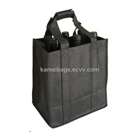 Wine Bags(KM-WNB0056), Non-Woven Bags, Gift Bags, Promotion Packing Bags,