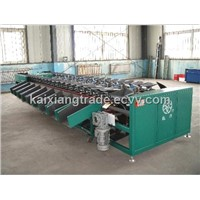 XGJ-JL3 double lane papaya,pineapple,melon grading machine