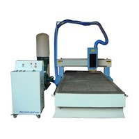 XJ1218 wood carving cnc router with rotary