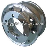 YX002 22.5x8.25 Polished Aluminum Wheel for Truck, Trailer