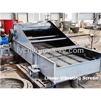 ZKB Series Linear Vibrating Screen