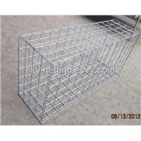 Zinc-Aluminum Coated Wire Gabion Box