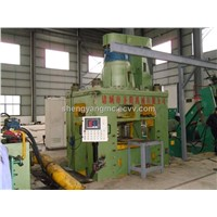 axial closed die rolling machine
