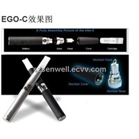 Best Ego-C Electronic Cigarette with Changable Atomizer
