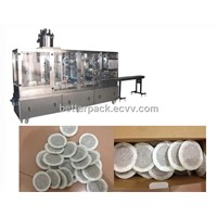 coffee pods making machine