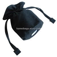 Cotton Toilet Paper Bag(Km-Ctb0005), Cotton Bag, Drawstring Bag, Paper Cover Bag
