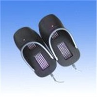 diabetic foot therapy shoes