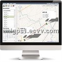 gps real time tracking software for web tracking