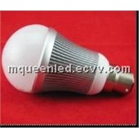 led bulbs E27 with CE ROHS & FCC CRI>80Ra