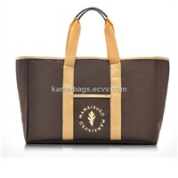 Microfiber Bags(KM-BHB0060), Beach Bag, Women Bags, Handbag, Shopping Bag, Promotion Bags