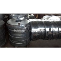 narrow steel strip   steel strapping for  packing both machine packing and manual packing