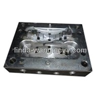 Plastic Electric Cooker Shell Mould