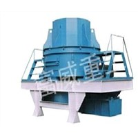 production line of counterattack Crusher