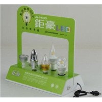 Professonal Wholesalers Supply LED Lamp Display Stand Candy Display